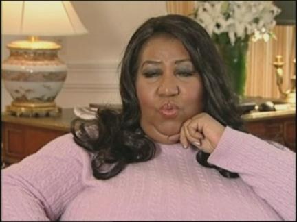 LA Aretha Franklin
