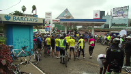 SNTV Cycling Froome Kenya