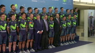 Cycling MoviStar