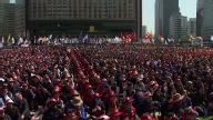 ++SKorea Protest