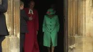 UK Royals Easter 2