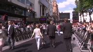Entertainment UK World War Z Premiere