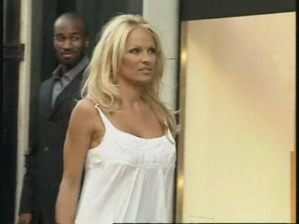 Entertainment File Pamela Anderson