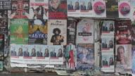 ++Bulgaria Presidential Runoff