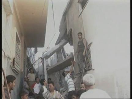 Middle East West Bank Arrests 2