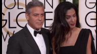 US Globes Clooney