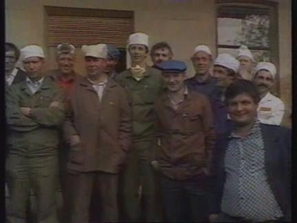 RUSSIA: PRESIDENT YELTSIN HONOURS HEROES OF CHERNOBYL