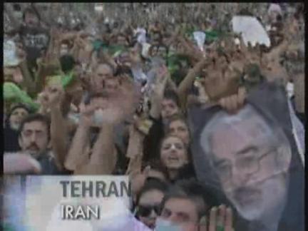 DVS Iran Tension