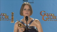 Entertainment US Globes Backstage Reax pt 2
