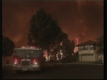 US California Wildfires 3