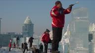 HZ China Harbin Ice Sculptures