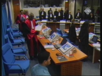 GNS: Netherlands: HagueTrial 3