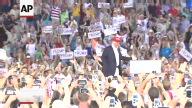 US AL Trump Rally (CR)