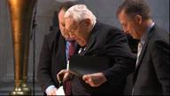 Norway Kissinger