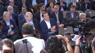 Greece Tsipras