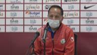 Soccer AFC Yemen Palestine Presser