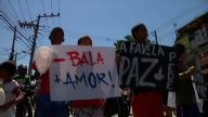 ++Brazil Protest