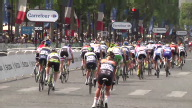 SNTV Cycling La Course reax
