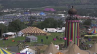 UK Glastonbury opening