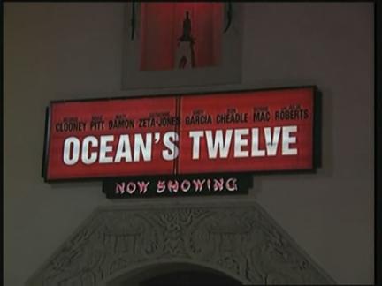 Entertainment US Oceans Twelve