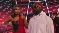 Will I am and Jennifer Hudson Interview