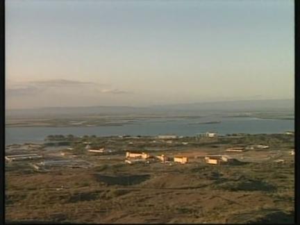 CUBA: US NAVAL BASE AT GUANTANAMO BAY