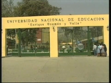 PERU: LIMA: TROOPS WITHDRAWN FROM STATE UNIVERSITIES