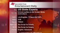 Entertainment US Globe Experts