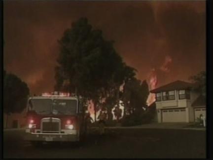 US California Wildfires 2