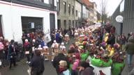 Belgium Carnival