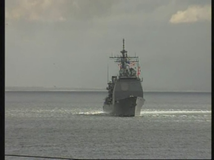 S.Africa - U.S.Navy Ships Goodwill Visit