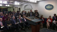 US White House Briefing 2