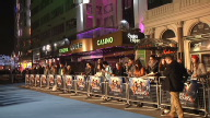 Entertainment UK Rise of the Guardians Premiere
