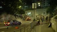Hong Kong Tear Gas