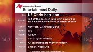 Entertainment US Chris Harrison