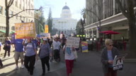 US Drilling Protest