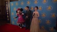 China Disney Opening