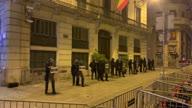 Spain Rapper Unrest