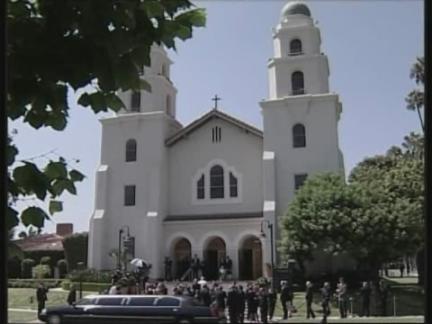 Entertainment LA Griffin funeral