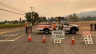 US CA Wildfires Blackout