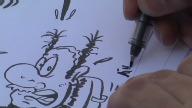MEEX Algeria Caricaturist