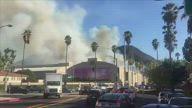 US Barham Fire Burbank 4