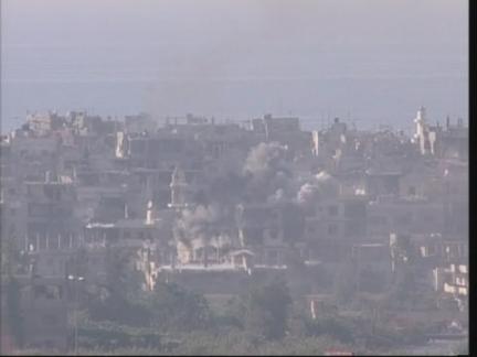 Lebanon Shelling