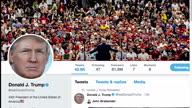 US Trump Iran Tweet