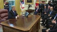 US Trump Mueller Syria NKorea (Lon NR)