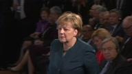 Germany Security Merkel