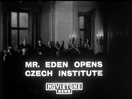Opening Of The New Czech Institute