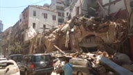 Lebanon Blast Destruction 2
