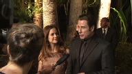 Entertainment FILE John Travolta