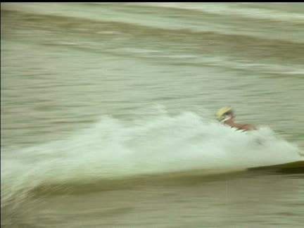 WORLD WATER SKIING CHAMPS - COLOUR